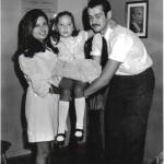 7 Eylül 1973 - Başak, anaokulunu bitiriyor.