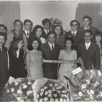 Oya ablamıza ve Rıdvan ağabeyimize mutlu günümüzün bir hatırası - Yüksel & Atilla - 12 Aralık 1969